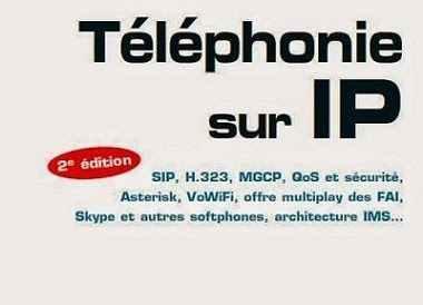 Livre : Téléphonie sur IP