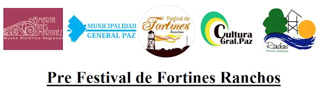 11 de Noviembre - Pre Festival de Fortines