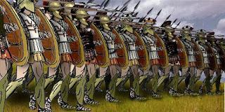 Σαν σήμερα η Μάχη του Μαραθώνα.