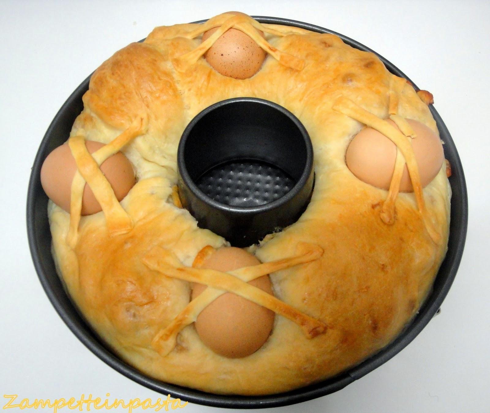 Casatiello - Ricetta di Pasqua