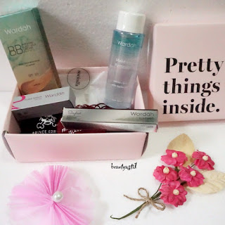 UNBOXING SOCIOLLA WARDAH HAMPERS