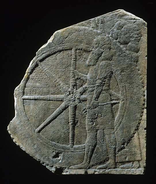 'Nineveh - Heart of an Ancient Empire' at The Dutch National Museum of Antiquities