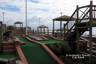 Minuture golf