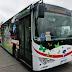 Uruguay, buses y taxis con energía no contaminante