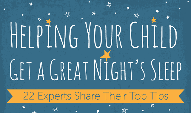 Helping Your Child Get A Great Night's Sleep