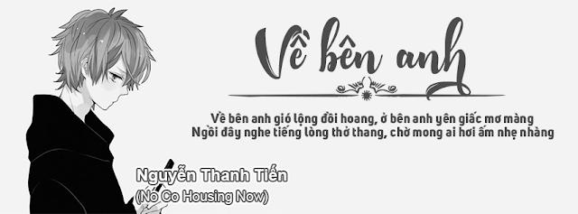 PSD Về Bên Anh - By Nguyễn Thanh Tiến
