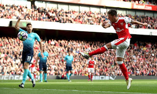 Ozil is October Goal And Player of the Month Award Winner