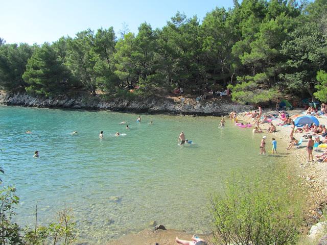 Spiaggia Jert - Pinezici