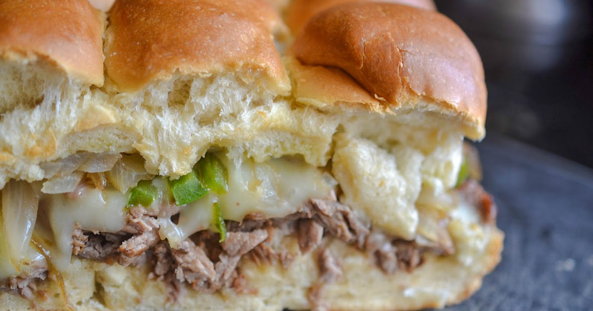 Steak Sliders With Hot Dog Buns