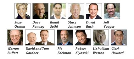 Robert Kiyosaki es el experto en finanzas más popular del 2011