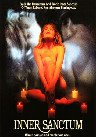 Poster of Inner Sanctum 1991 DVDRip Dual Audio 300Mb Unrated