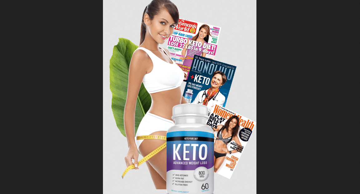 Keto Pure - Weightloss