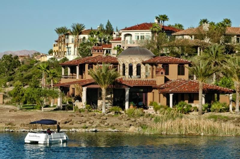 Lake las vegas nevada homes for sale by robert vegas bo for Million dollar homes for sale in las vegas