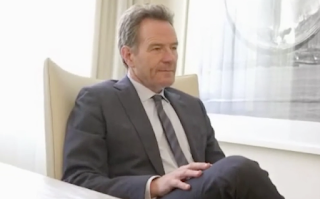 Bryan Cranston 'Absolutely' Fleeing Country If Trump Wins Presidency