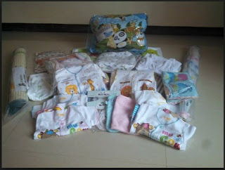 Perlengkapan Bayi Baru Lahir Yang Harus Disiapkan