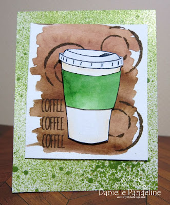 Coffee Lovers & Coffee Planner | My Style Stamps | By Danielle Pandeline