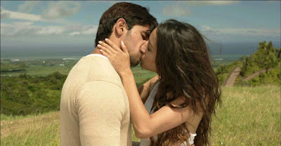 hotest-lip-Kissing-Scenes-given-by-shraddhakapoor-siddharth-malhotra
