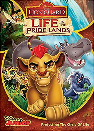 The Lion Guard: Life In The Pride Lands [2016] [DVDR] [NTSC] [Latino]