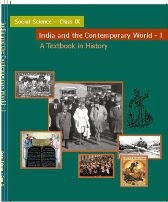 Download NCERT History - Social Science  Textbook  For CBSE Class IX (9th)  (India And Contemporary World- I )
