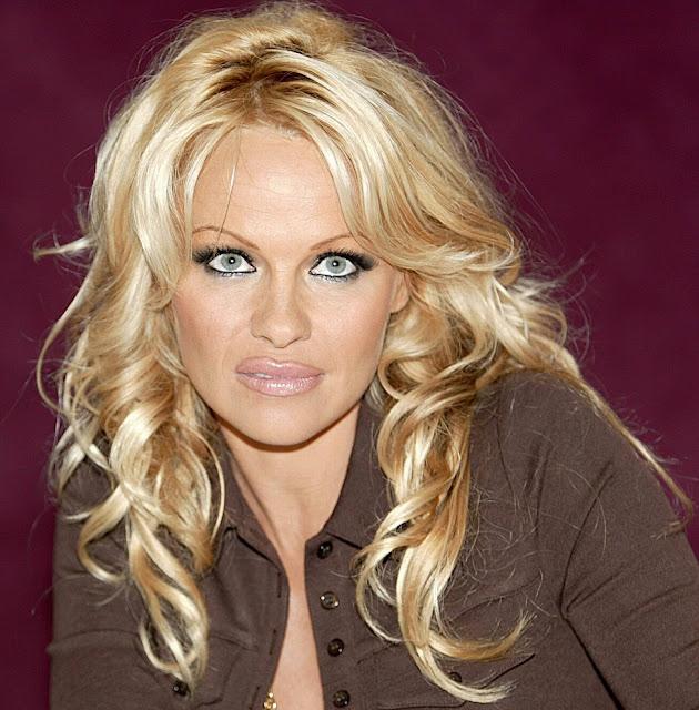 STARS WALLPAPER: Pamela Anderson HD Wallpapers Free Download
