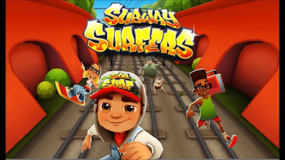 Subway Surfers, Game Arcade Paling Seru