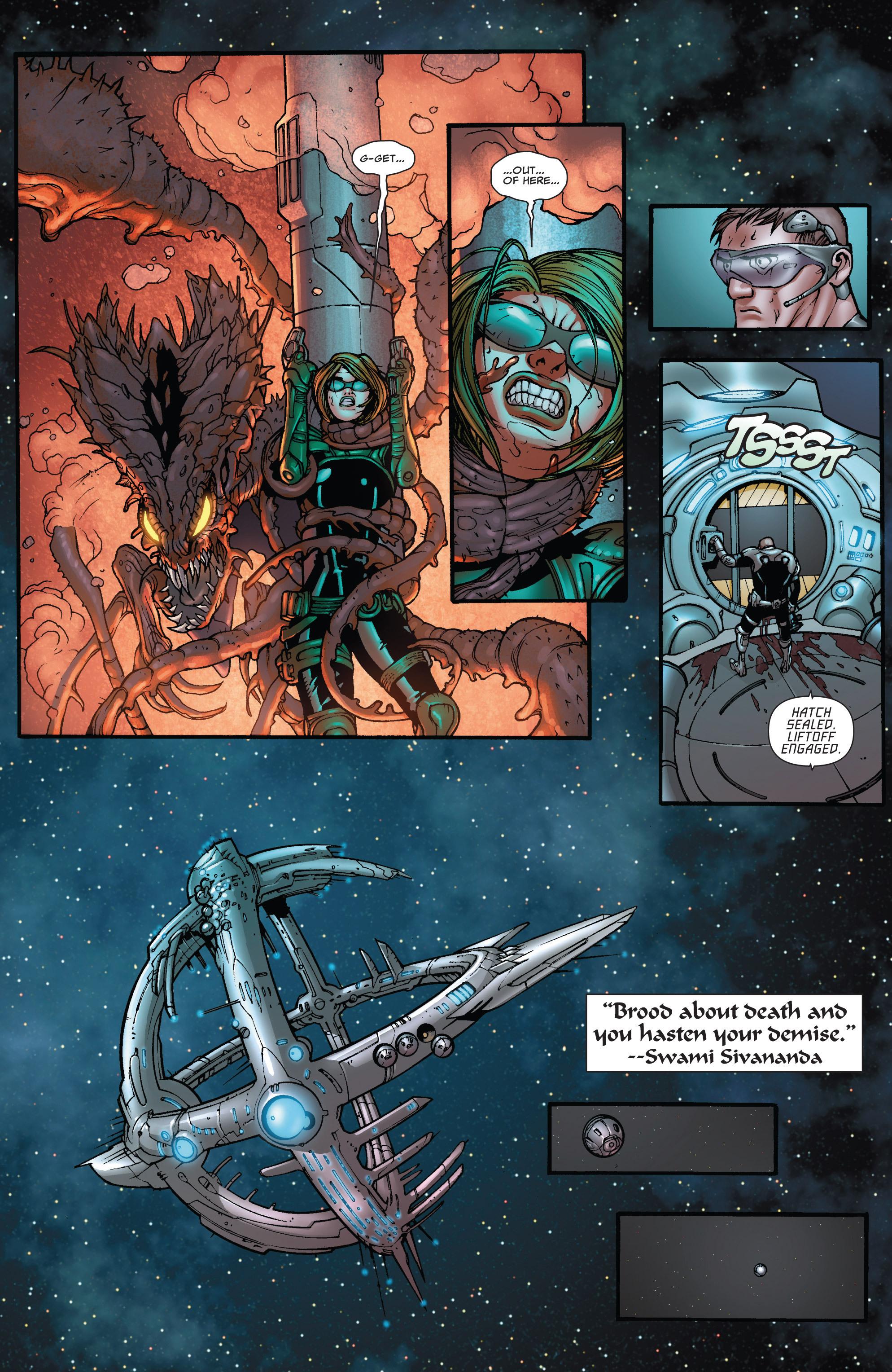 Read online Astonishing X-Men (2004) comic -  Issue #38 - 5