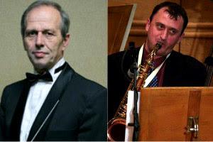 Plamen Djouroff si Boris Petrov