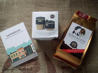 Paket von der Kettwiger Kaffeerösterei