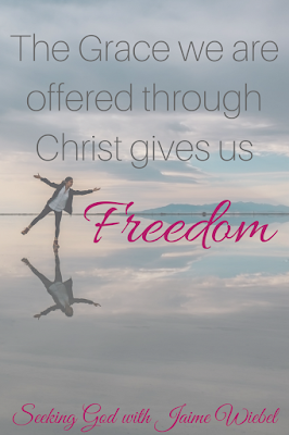 What I didn't understand was that being obedient was no longer just a chore, a to-do or an unachievable task but an opportunity to be pleasing to my Lord and give Him my worship.  It was freedom. It was a gift.
