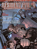 Resident evil comic tomo 4