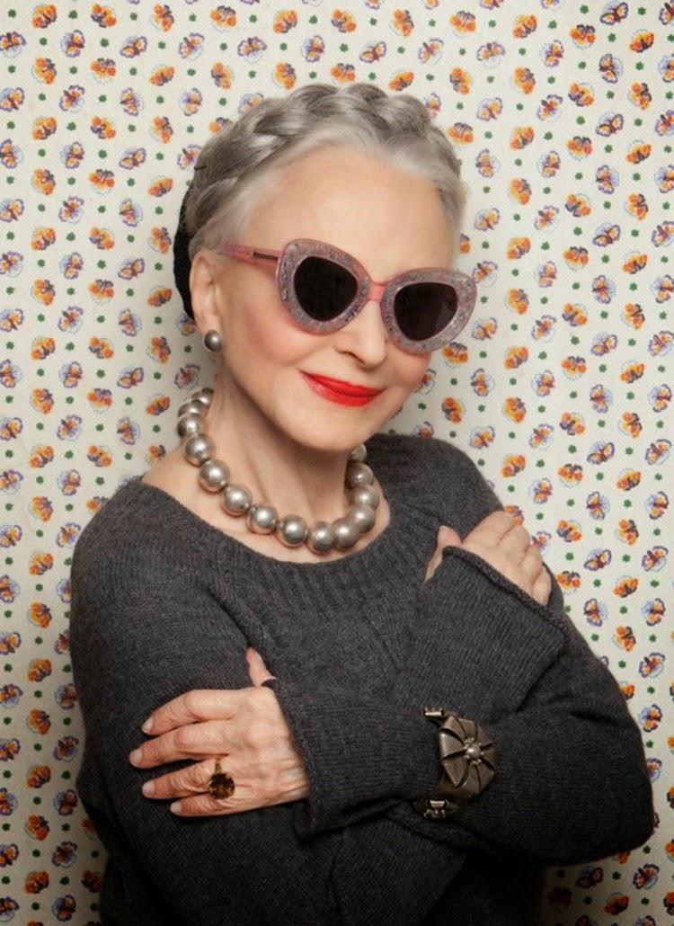A Vintage Nerd, Vintage Blog, Documentary Recommendation, Fashion Inspiration Blog, Advanced Style, Older Women in Fashion