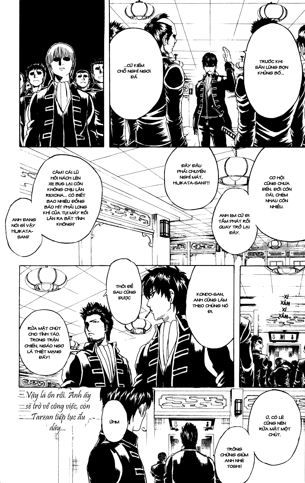 Gintama Chap 281 page 7 - Truyentranhaz.net