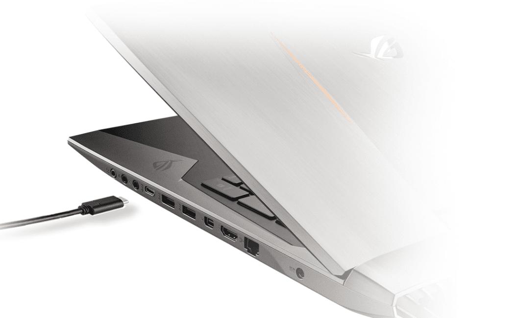 INTEL® THUNDERBOLT™ 3 WITH USB TYPE-C