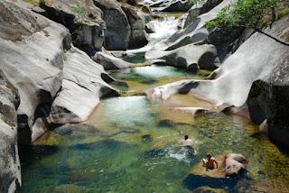 Habilitadas las piscinas naturales del Valle del Jerte. Temporada de baños 2017