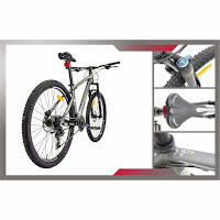 Sepeda Gunung Thrill Cleave 2.0 AG 27,5 Inci