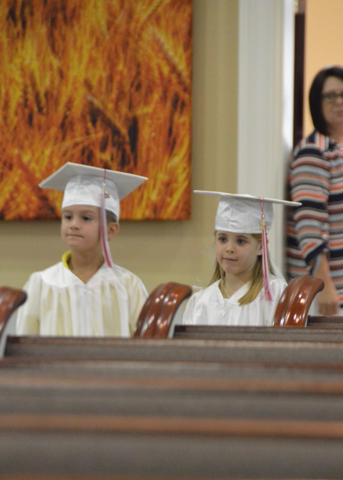 Britt's K4 Graduation