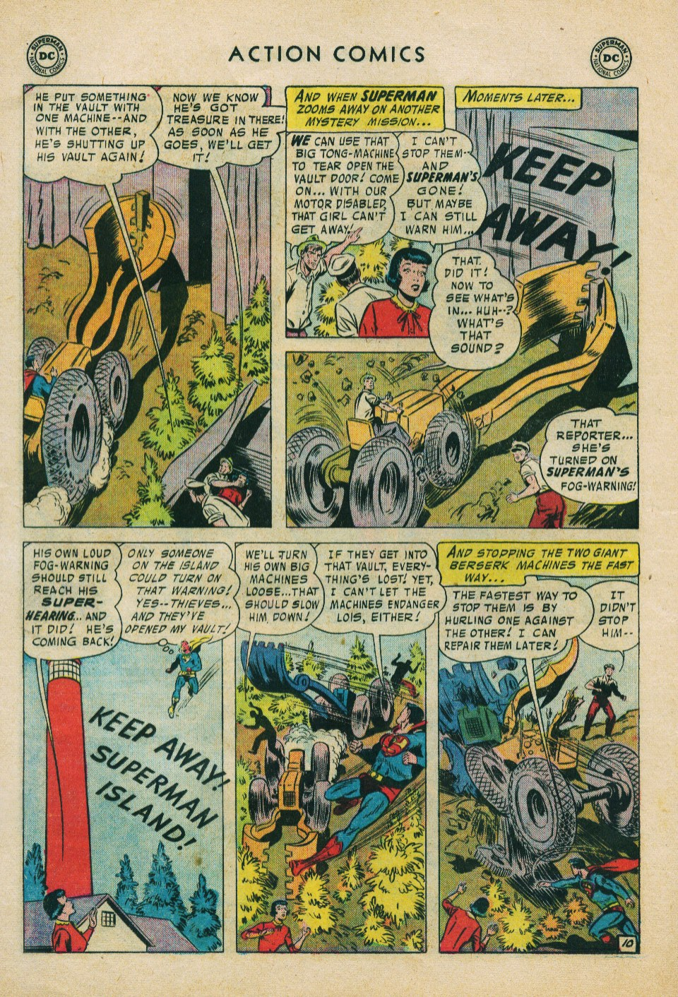Read online Action Comics (1938) comic -  Issue #224 - 12