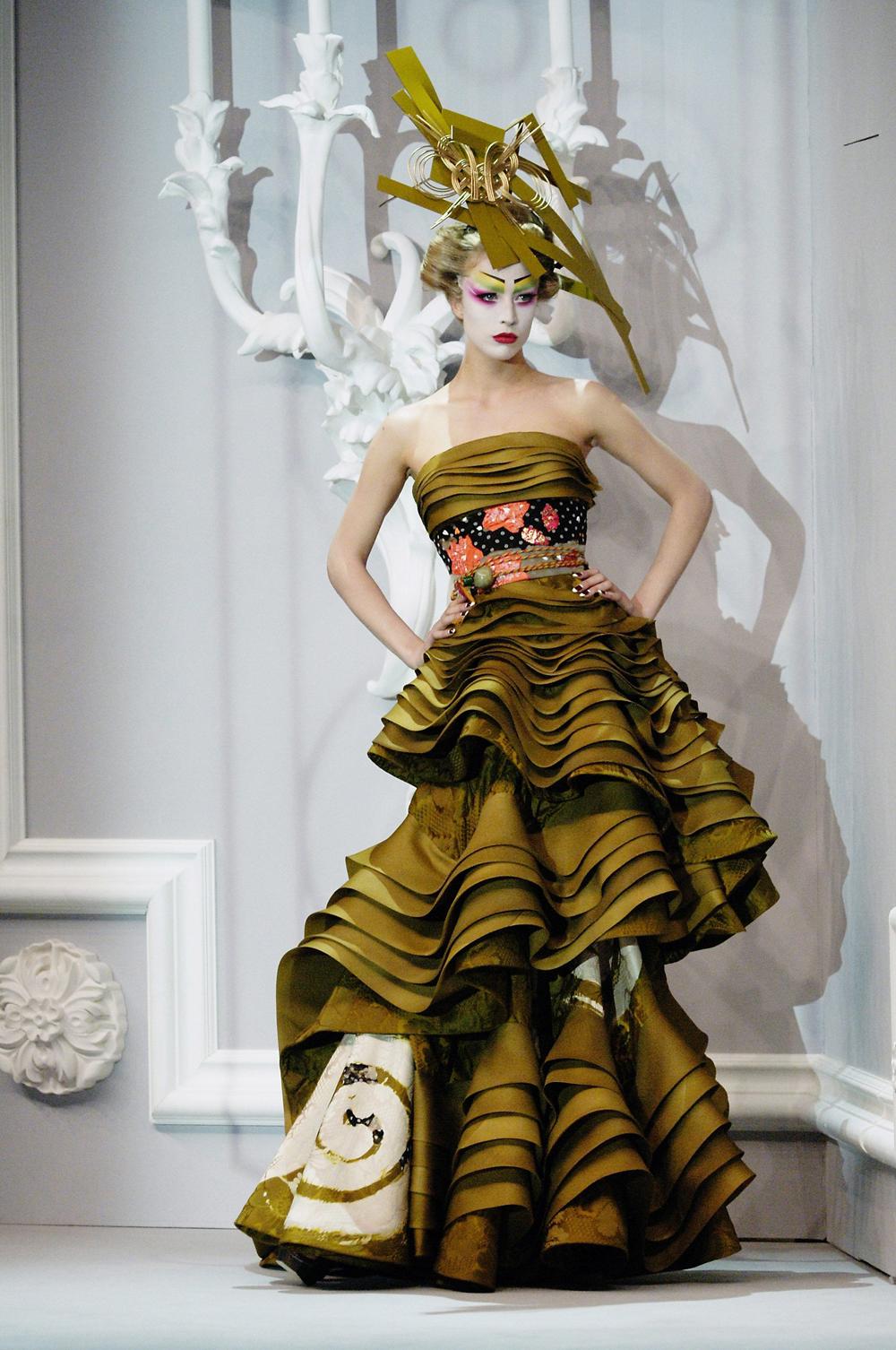 Fashion lver: Geishe by John Galliano, Haute Couture ...