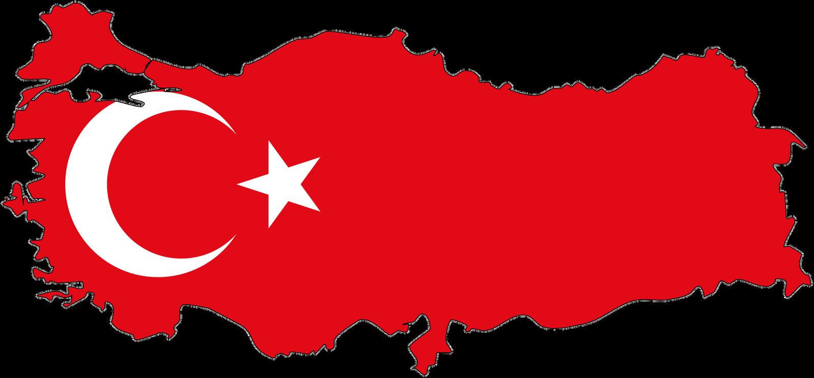 Turkey Flag 072311» Vector Clip Art - Free Clip Art Images