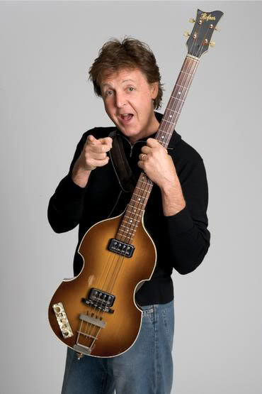 Interview Paul McCartney On His Life As A Bassist