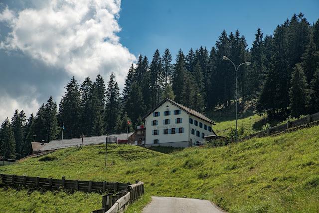 Bergtour Rappenstein von Steg  Wandern Fürstentum Liechtenstein 02