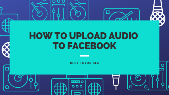 How To Add Music To Facebook<br/>