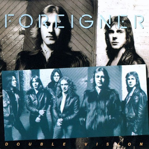 FOREIGNER - DOUBLE VISION (1978)