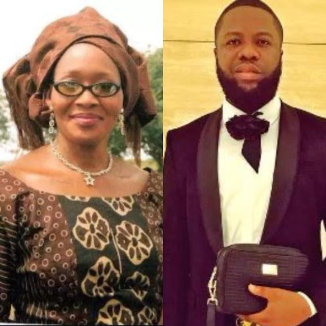 Kemi Olunloyo Begs Hushpuppi For Money (See Details)