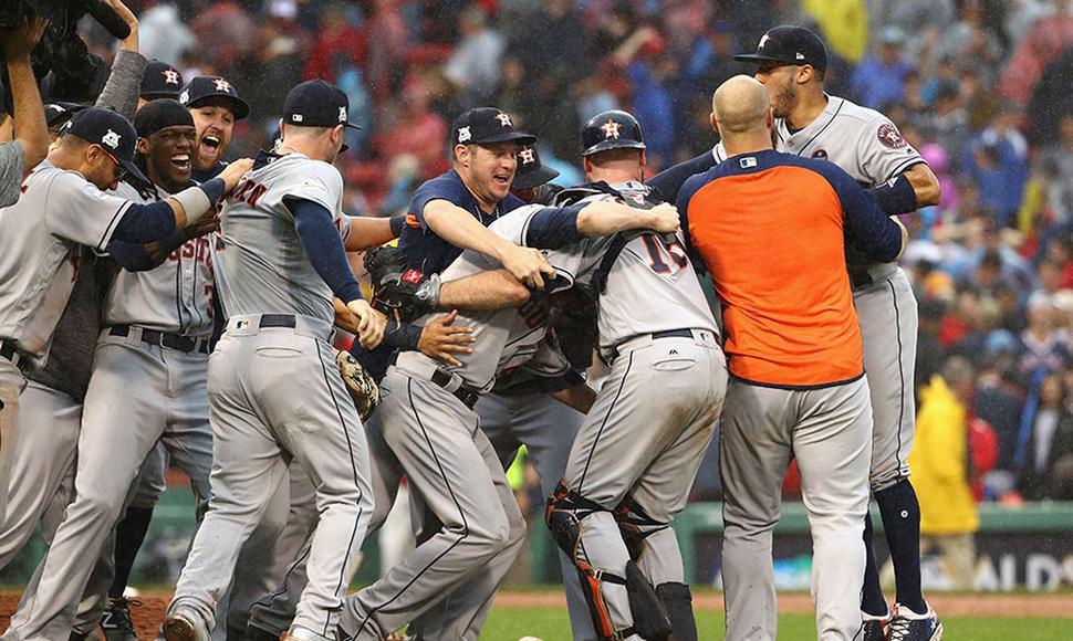 Houston elimina a Boston y avanza a la Serie de Campeonato