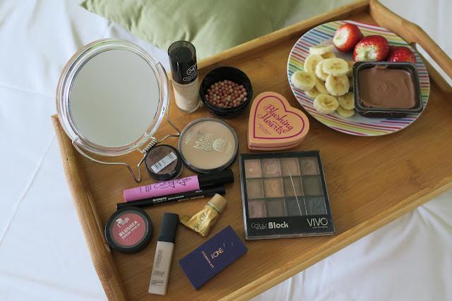 Každodenný makeup