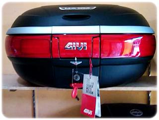 Box GIVI E52 Maxia Italy=Rp 3.800.000,-