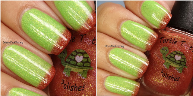 Turtle Tootsie Polish - The Holly