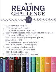 a reading challenge, book list, reading suggestion list
