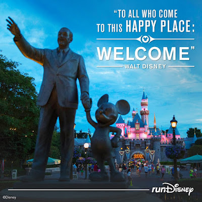 runDisneyWELCOME